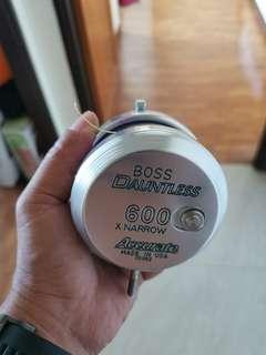 Accurate dauntless 600 xn 2 speed