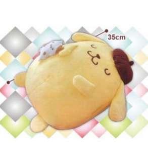 布甸狗Sleeping with Muffin