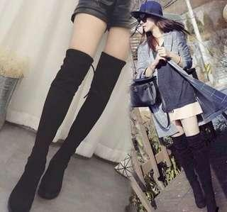 BRAND NEW High knee boots