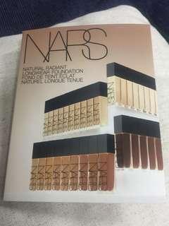 NARS Natural Radiant Longwear Foundation/ Base