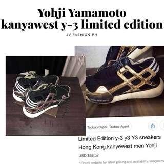 a9a1b8b9dec48 Y3 - Penny Kers sneakers