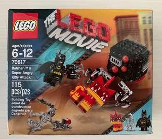 70817 Lego Batman & Super Angry Kitty Attack