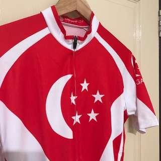 SG NDP Riders Cycling Jersey