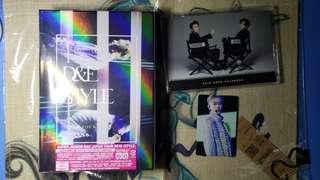 Super Junior D&E 日巡 style 初回DVD (東海 / 赫宰銀赫 小卡)