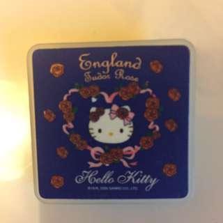 Hello Kitty badge
