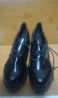 Shubbeum韓國漆皮靴
