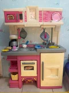 Kitchen step 2