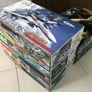 Macross 1/72 Model Kits