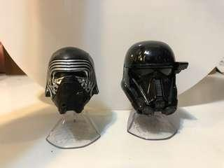 Star Wars 金屬頭