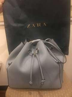 ZARA SOFT TOTE BAG