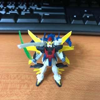 Gundam Collection DX 1 - X高達 持劍版