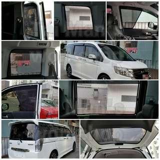 🎊📣🎉本田 Honda Stepwgn Spade RG1 RG3 RP3 RP5 款濾光窗網直銷價 🎊📣🎉