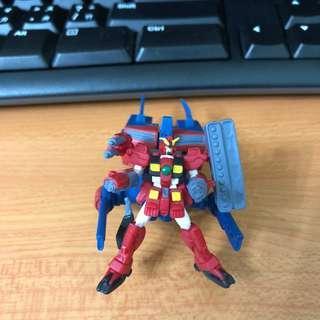 Gundam Collection DX 1 - 毀滅斑豹高達(Gundam Leopard Destroy)