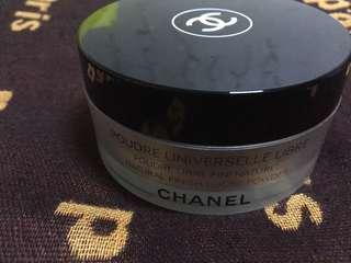 Authentic Chanel translucent natural finish loose powder