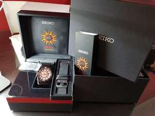 "Seiko Limited Edition Monster ""The Sun"""