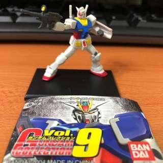 Gundam Collection Vol. 9 - 高達 Rx-78-2