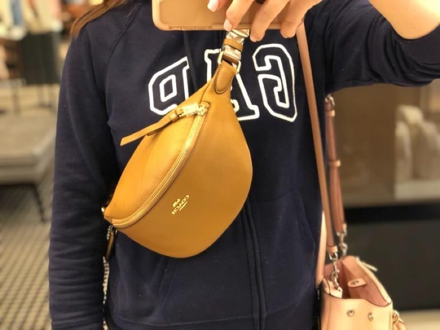 1dccd39d 230 LIMITED STOCKS ONLY! Coach Belt Bag for Women ☆AUTHENTIC ...