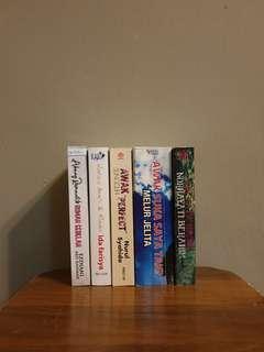 🚚 Malay Novel