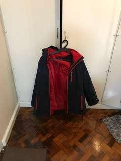 Tommy Hilfiger triclimate jacket