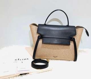 Celine Belt Bag Mini size 100%real