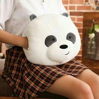 We Bare Bears Hand Pillow