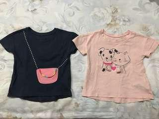 Baby GAP - Cute Tshirt