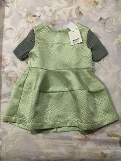 Gingersnaps - Minty Green Dress