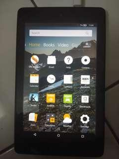 "Amazon Fire HD 6 Wi-Fi 6"" 8GB Black"
