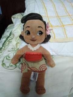 🚚 莫娜娃娃