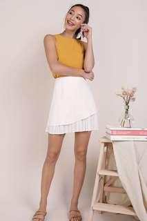 🚚 BNWT TTR The Tinsel Rack Jayden Pleated Skirt