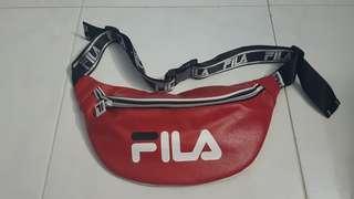Fila Sling Red
