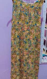 Daster batik uk m-L