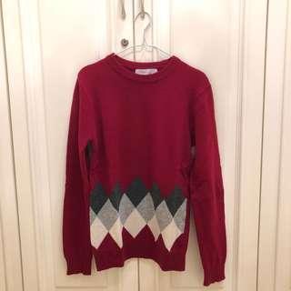 Korean Wool Sweater