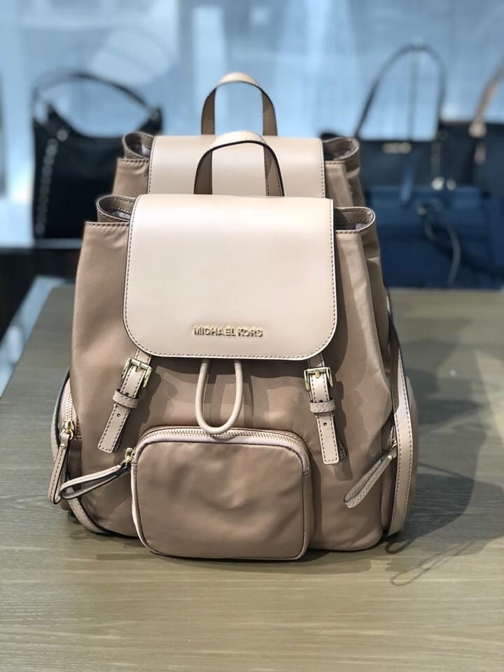 ef4cff3394b67a 355 LIMITED OFFER! Michael Kors Abbey Large Cargo Backpack ...