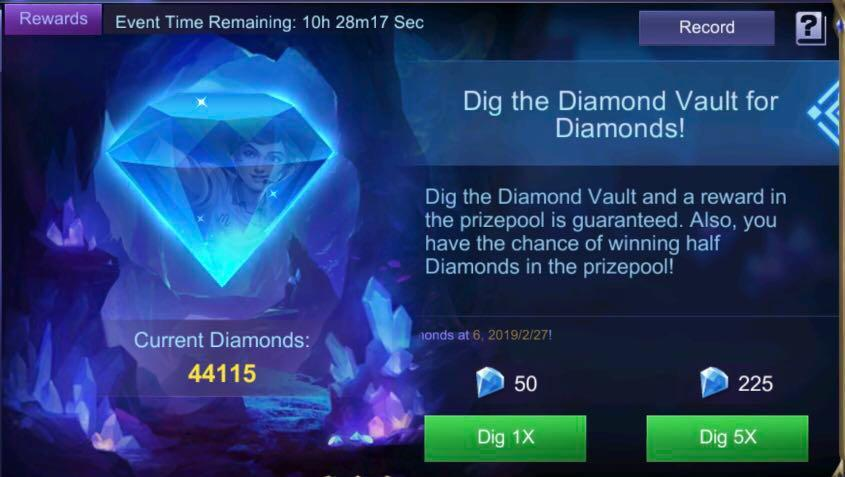 💎 Mobile Legend Topup Cheap!, Toys & Games, Video Gaming