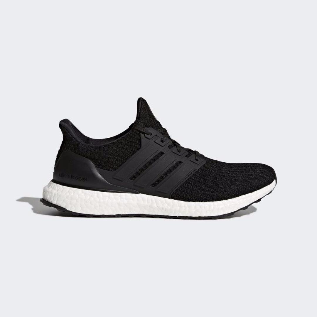 b894107a044264 Adidas Originals Ultra Boost 4.0 Black