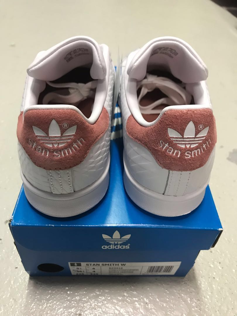 pretty nice fe453 39b63 Adidas Stan Smith (FREE DELIVERY), Women s Fashion, Shoes, Sneakers on  Carousell