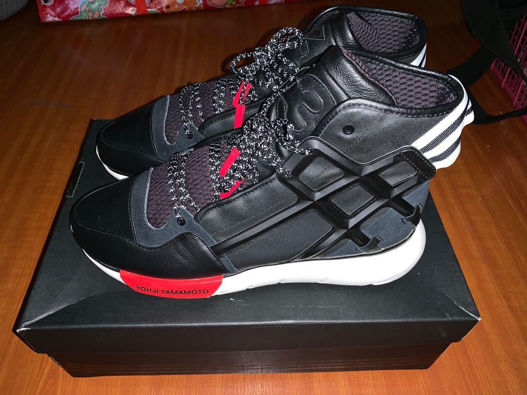 881ff07831c5b Adidas Y3 Qasa B-Ball US9.5(Fits like US10.5 11)