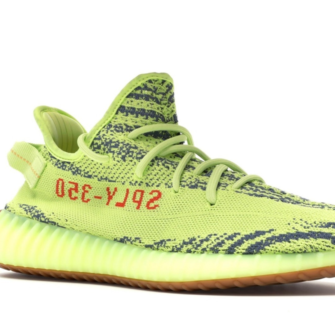 fc7a7643d Adidas Yeezy Boost 350 Vs2 Semi Frozen Yellow