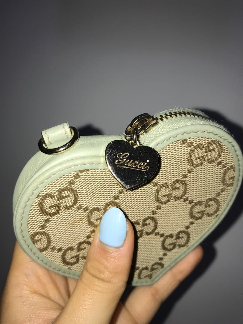 4d5dbc945207 Authentic Vintage Gucci coin pouch, Women's Fashion, Bags & Wallets ...
