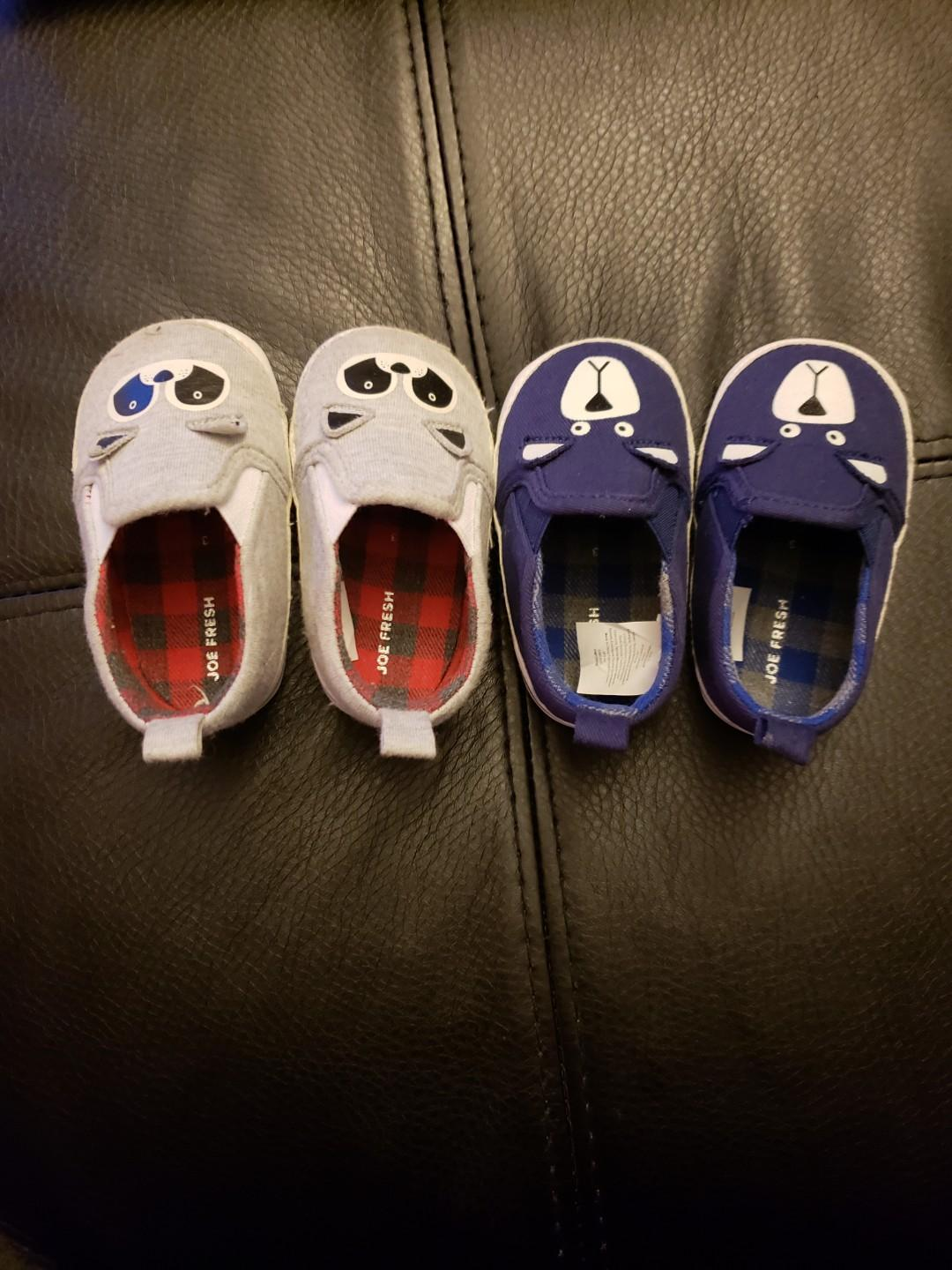 Baby shoes size 3
