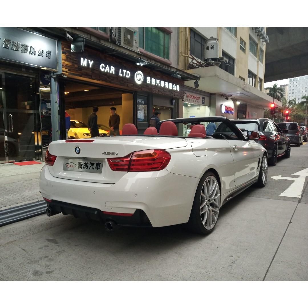 BMW 428I M SPORT CABRIO