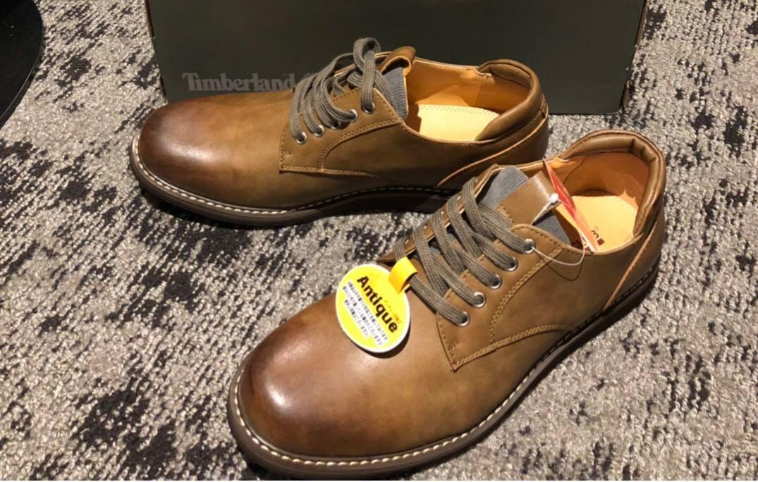 Brand New Japanese leather shoes for