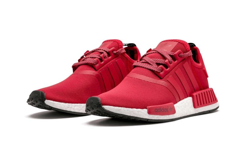 1c4a5e3bd Brand New Original Adidas NMD R1 JD Sports in Red White Black (BY2503)