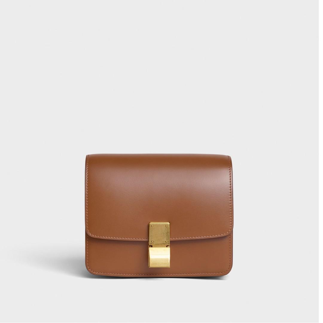 75d55efe4 Celine SMALL CLASSIC BAG IN BOX CALFSKIN, Women's Fashion, Bags ...