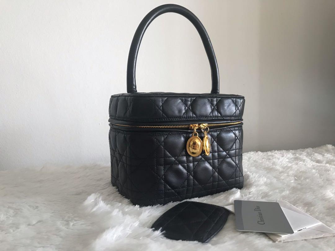 Dior Vanity bag