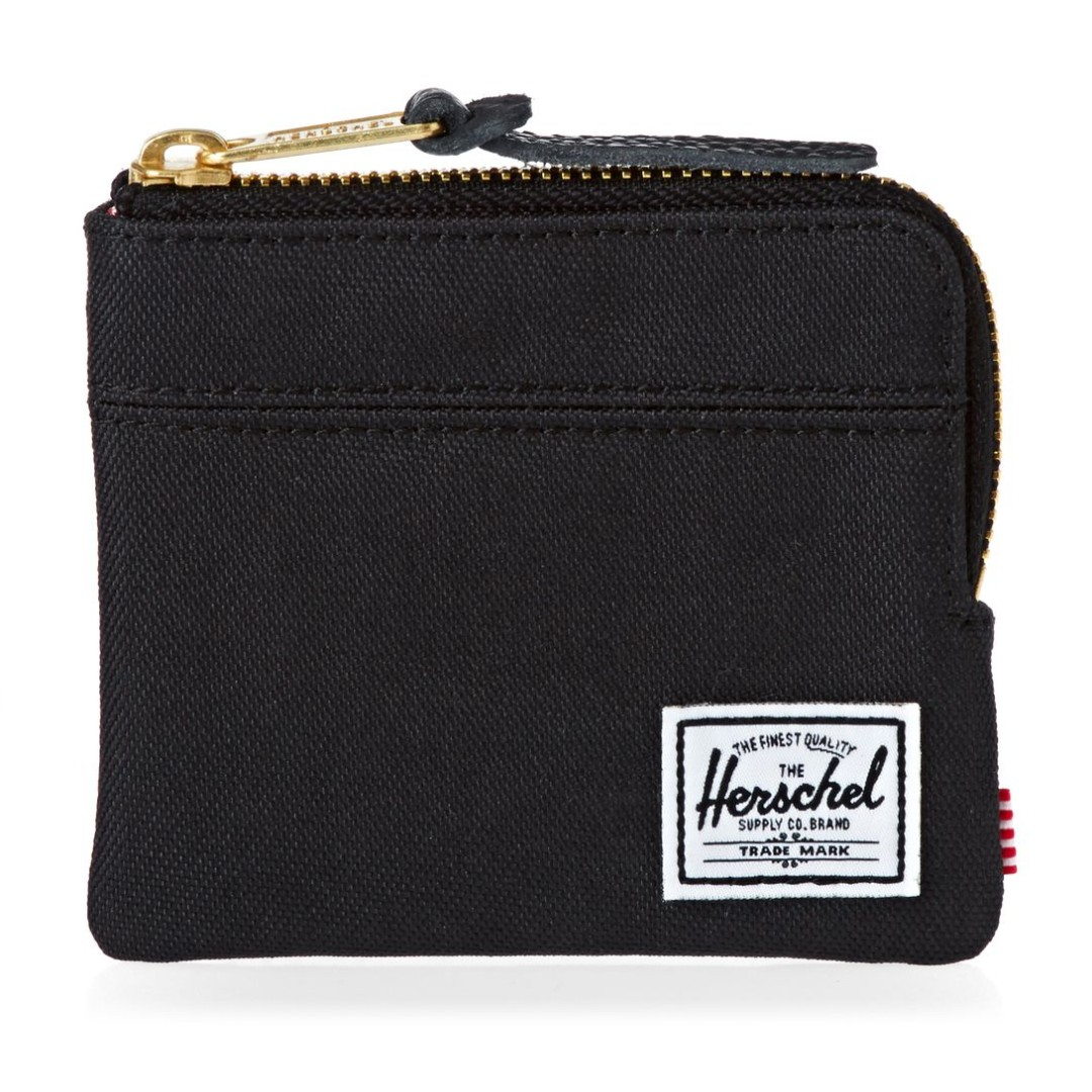 28c61993ef1f AUTHENTIC herschel unisex wallet johnny coin pouch key purse card ...