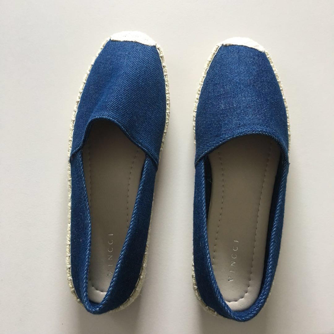 936b0e1c Flat Shoes Vincci espadrilles shoes Mules shoes zalora nellisa hilman mel &  molly, Women's Fashion, Shoes on Carousell