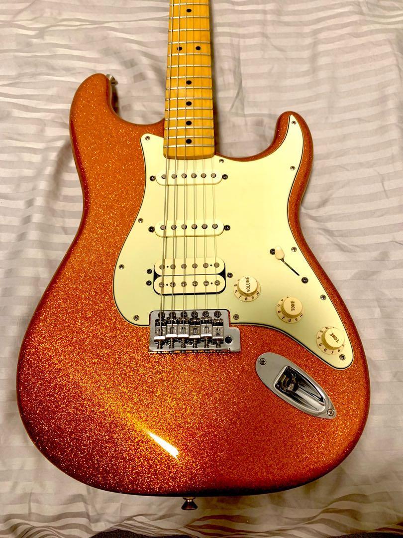 Fender Stratocaster (FSR) for Trade, Music & Media, Music