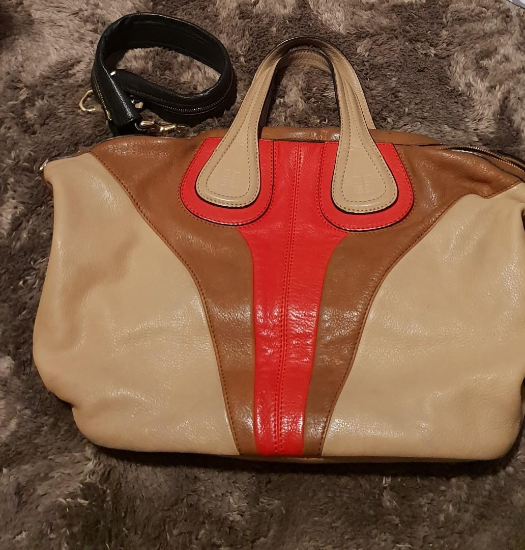 743a6772bc Givenchy nightingale medium tri color SALE on Carousell